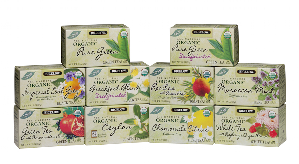 Contest ~ Enter to Win a Bigelow Tea Prize Pack! (USA ...