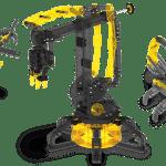 FRu-Gals Review ~ VEX® Robotics Robotic Arm!