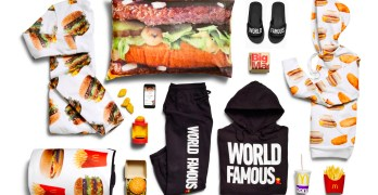 Contest ~ Enter to Win McDonald's Swag!