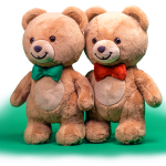 Contest ~ Enter to Win 1 of 100 Pairs of wifi enabled Kraft Bear Hug Bears!