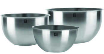 Contest ~ Enter to Win a Stainless Steel Mixing Bowl 3pc Set!