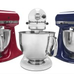 Contest ~ Enter to Win a KitchenAid Artisan 5-Quart Stand Mixer!