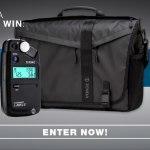Contest ~ Enter to Win a Tenba DNA 15 Slim Messenger Bag!