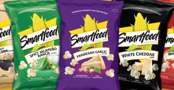 Contest ~ Enter to Win $1,000 in the SmartFood Treat Yourself!