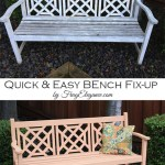 Quick & Easy Bench Clean-Up