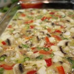 Fast, Easy and Healthy Frittata Bake