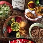 Happy Cinco de Mayo! Taco Salad Bar