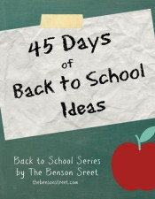 Top 3 Stores for Back To School Shopping on a Budget