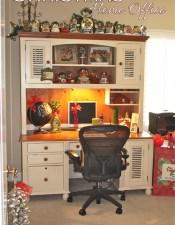 Christmas Home Office