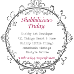 Shabbilicious Friday - logo 600