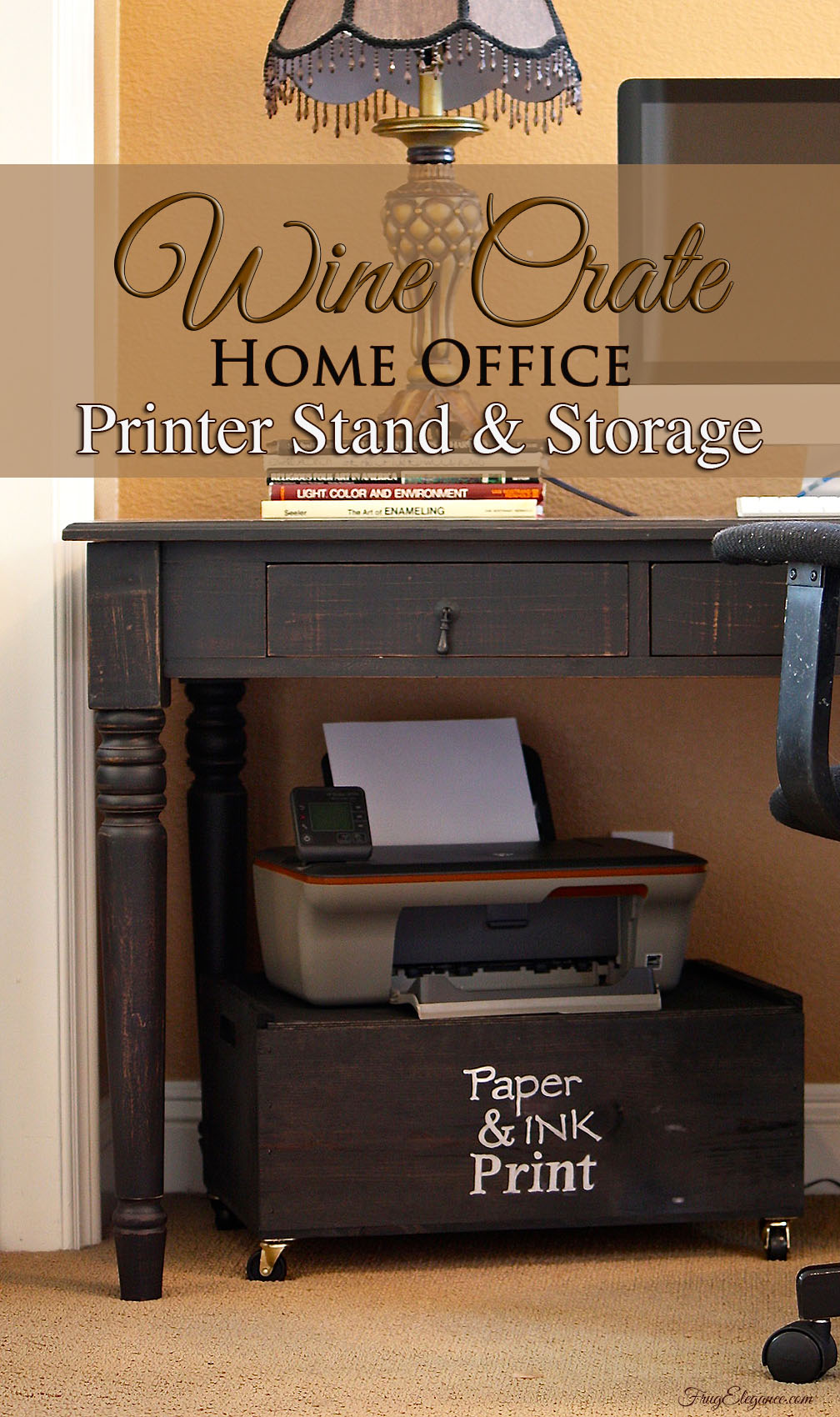 Incroyable Office Printer Stand With Storage