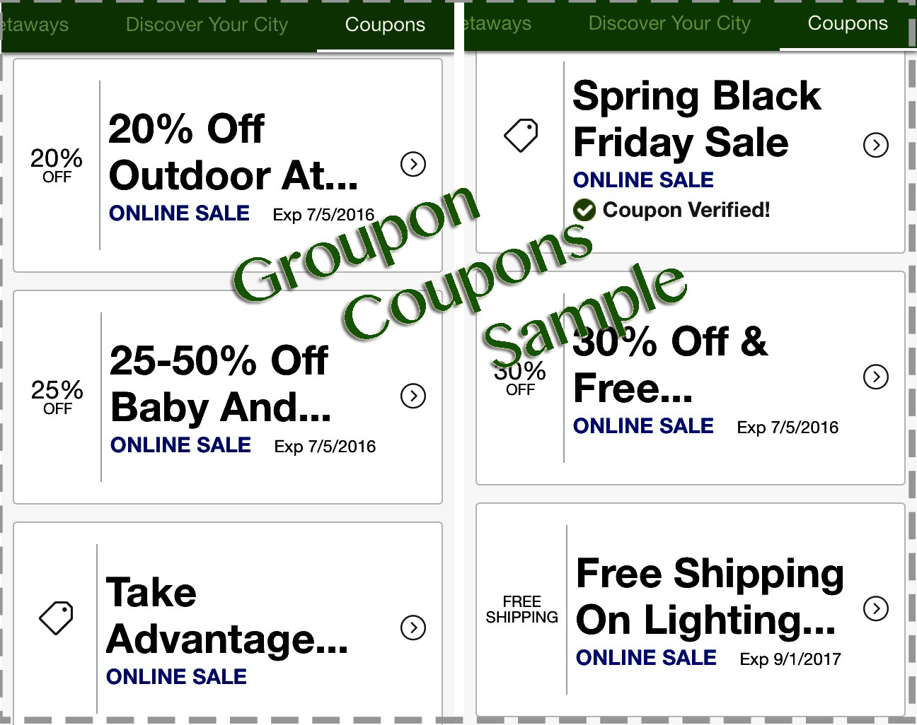 Frugirls Shopping Tips With Groupon Coupons Frugelegance