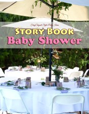 Story Book Baby Shower