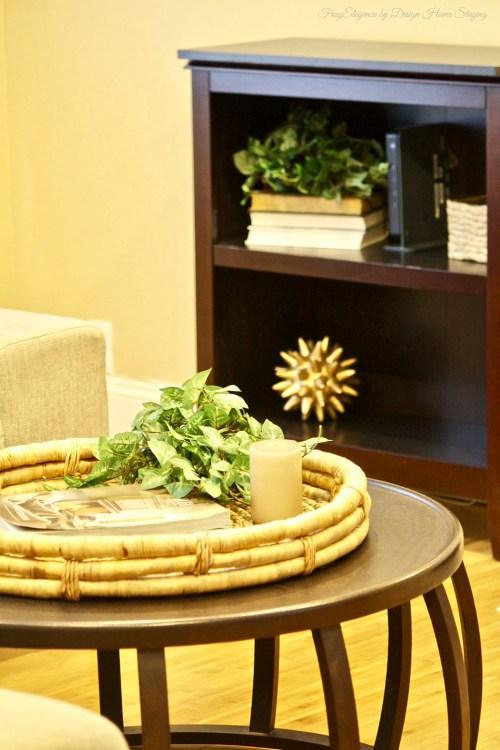 FrugElegance by Design Home Staging | Decor Details | www.frugelegance.com