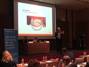 CONSULEGIS Autumn Conference in Shanghai 2016