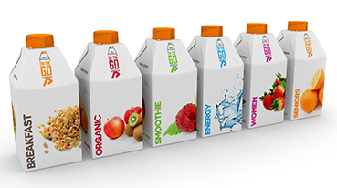 Innovative Packaging From SIG Combibloc Function Meets