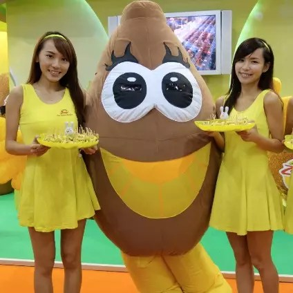 Zespri Asia Fruit Logistica 2013