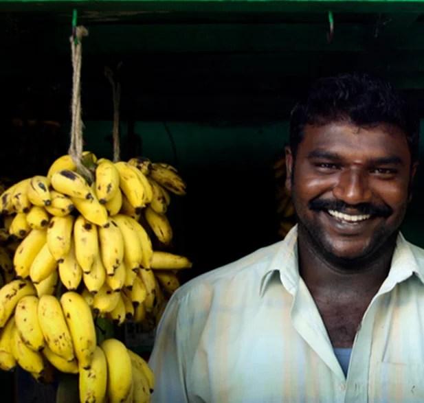 banane india