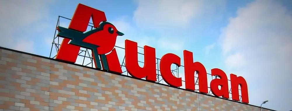 Auchan insegna