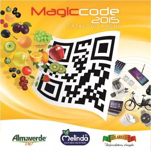 Logo Magic code 2015