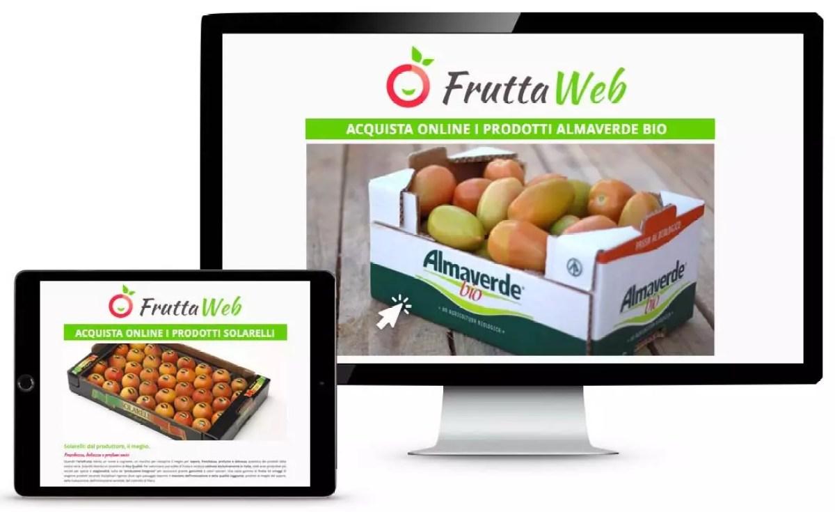 e-commerce Fruttaweb