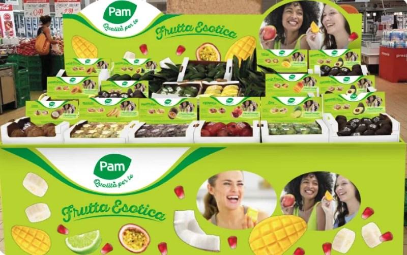 Pam Panorama frutta esotica