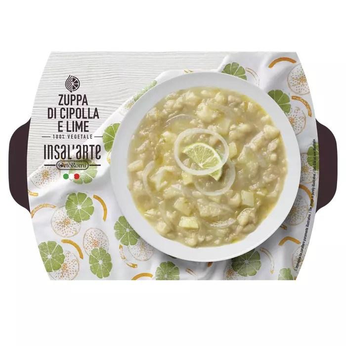 Insal'Arte OrtoRomi zuppa