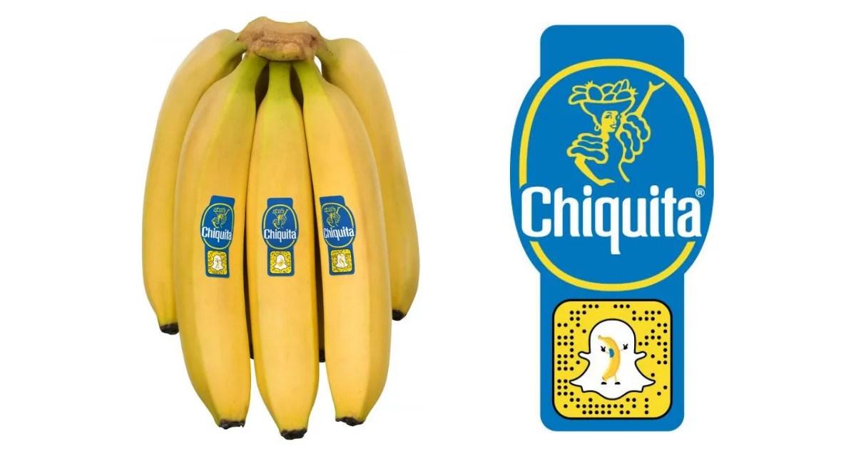 Chiquita Snapchat