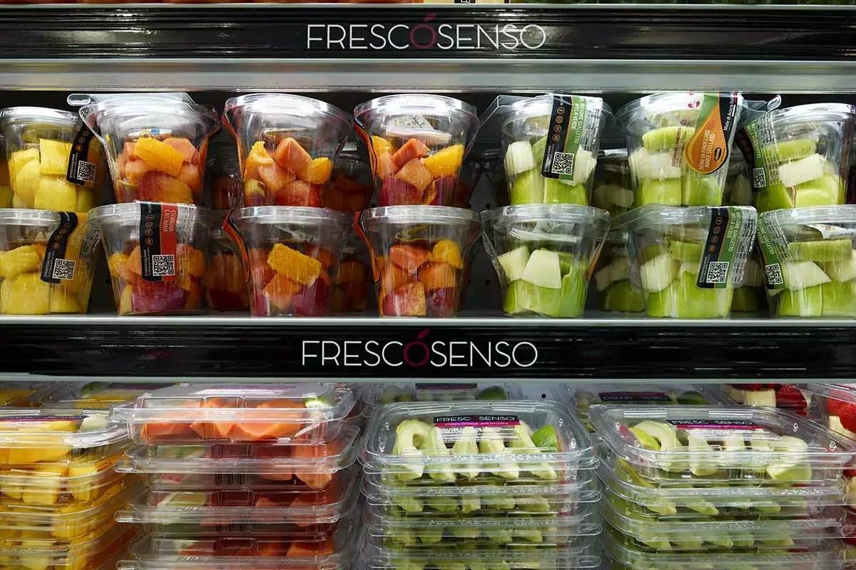 Fresco Senso frutta di quarta gamma
