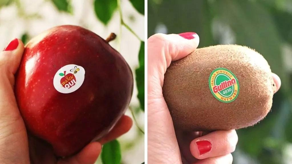 Gullino kiwi mele