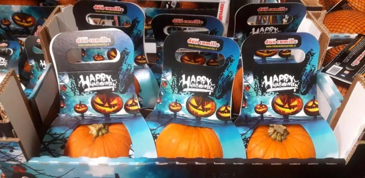 Don Camillo zucche Happy Halloween