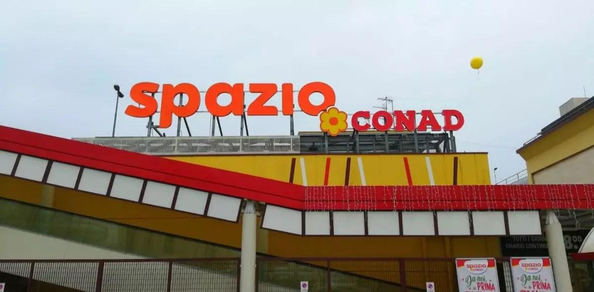 Spazio Conad Roma