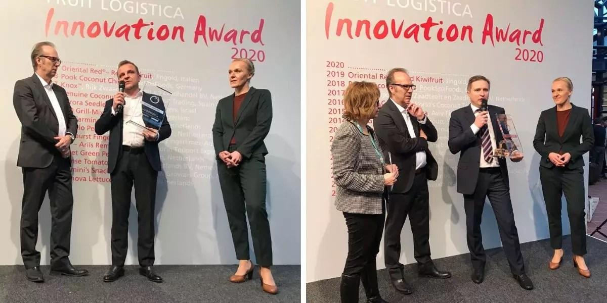 Fruit Logistica Innovation Award 2020 ©FM