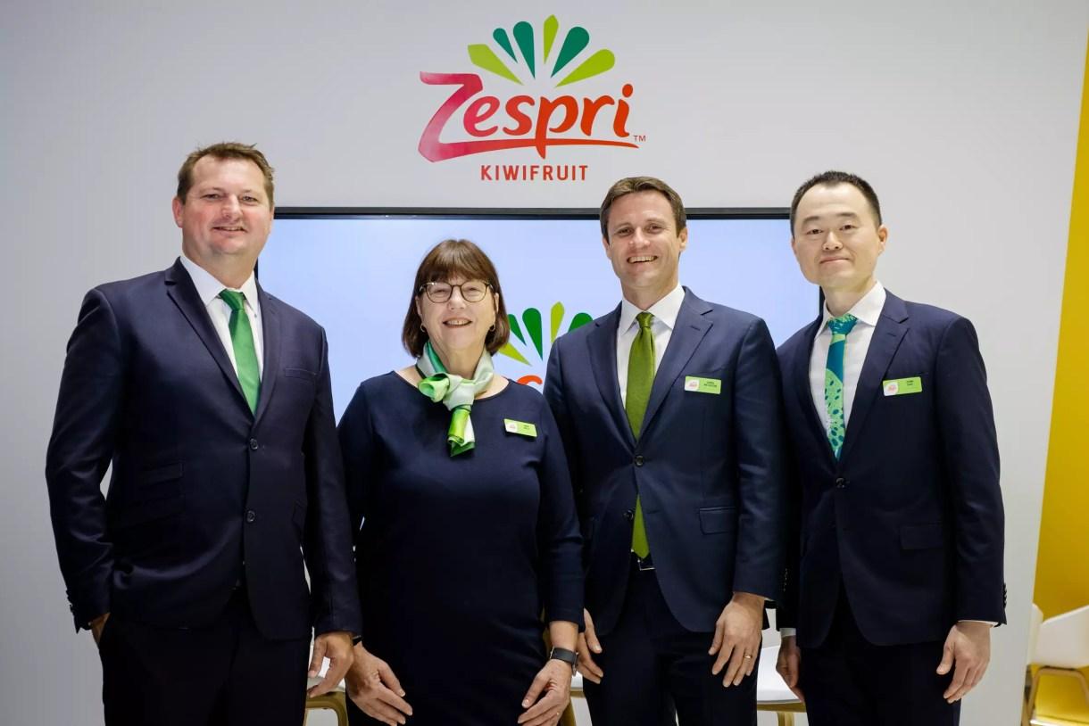 Zespri kiwi Fruit Logistica 2020