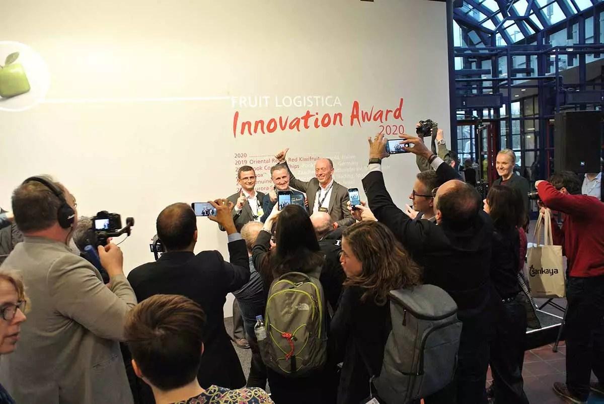 Syngenta Fruit Logistica Innovation Award 2020 ©FM