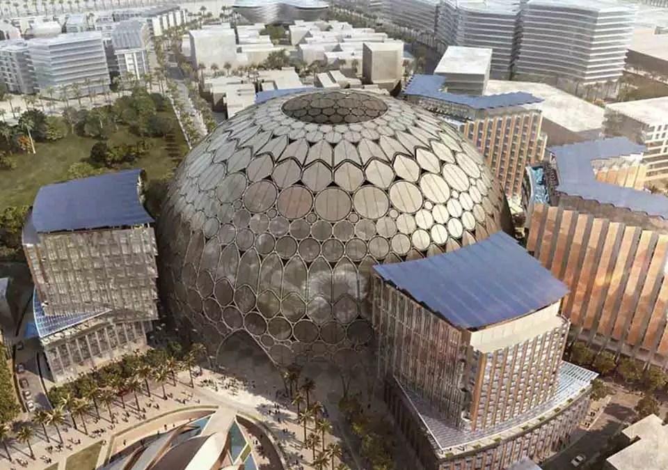 EXpo 2020 Dubai rinviato 2021