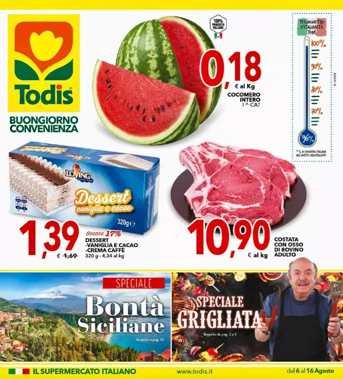 Todis-offerta-anguria-Puglia-Ferragosto-2020