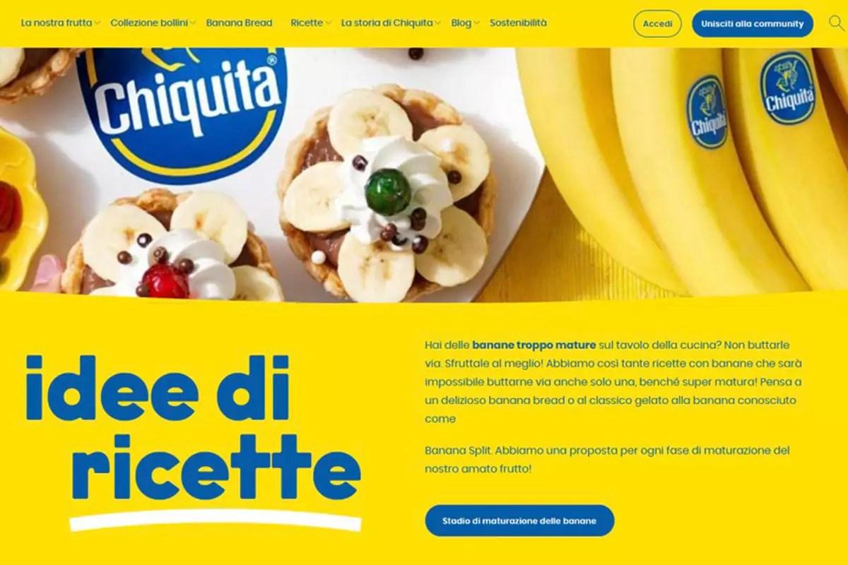 Chiquita-sostenibilita-ricette