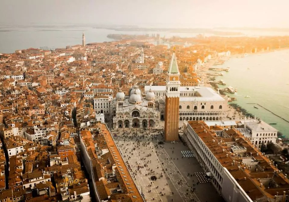 Droni Venezia