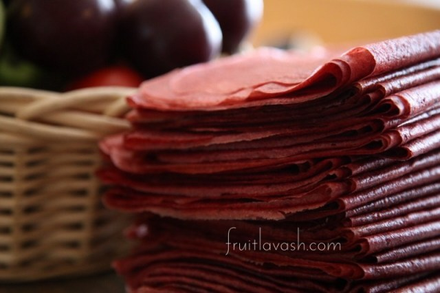 1lb Extra Sour Plum Lavash (wholesale)