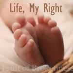 Life, My Right