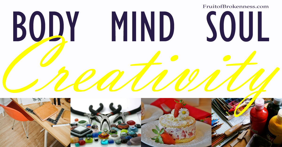 Creativity for Healthy Body Mind Soul