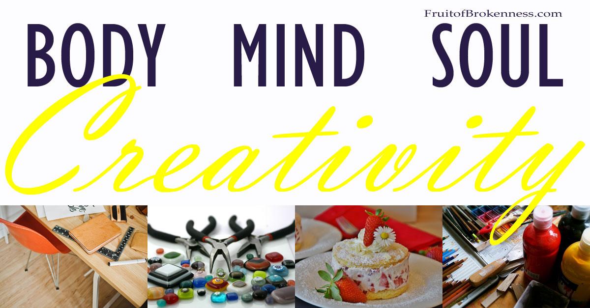 Creativity for Healthy Body Mind Soul