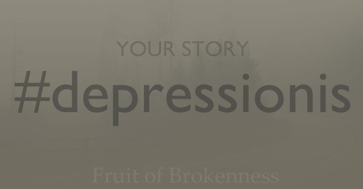 Explain depression? #depressionis... a thick fog