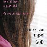 a good God