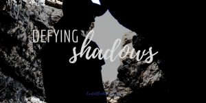 I'm defying the shadows of mental illness and stigma #bipolar2 #depression #stigma