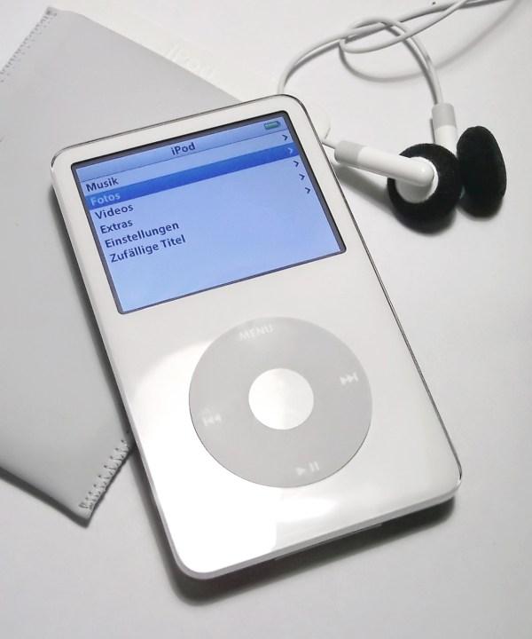 Ipod, 5th generation