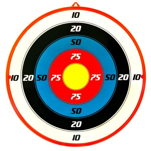 Picture of crossbow target 400