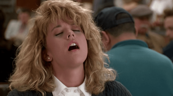 When Harry met Sally's Meg Ryan