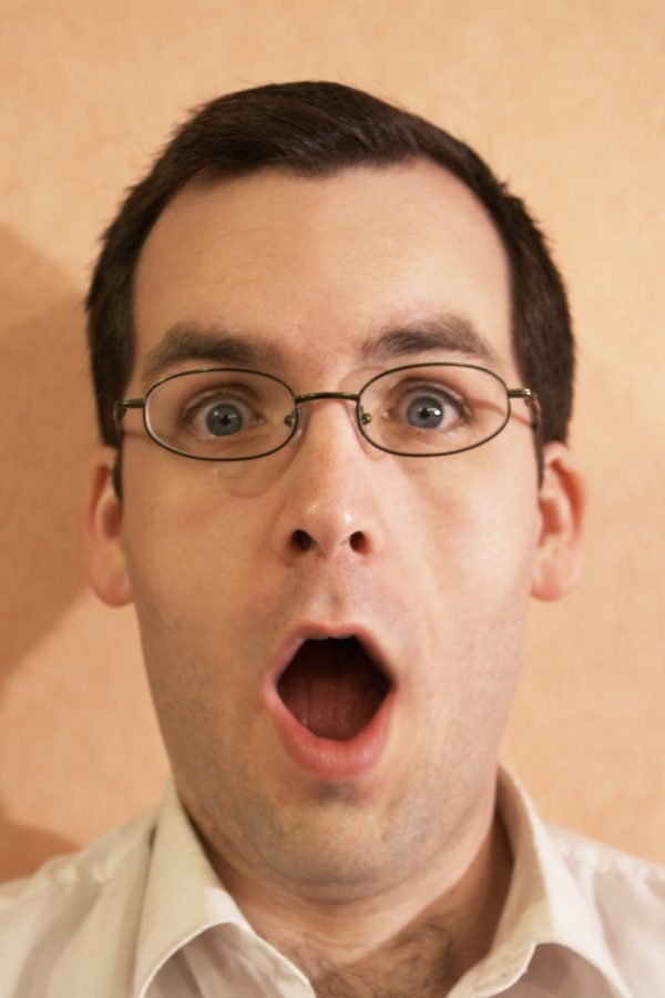 Shocked face